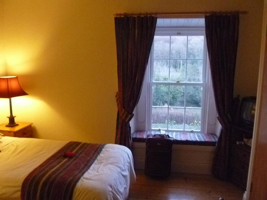 The Old Coach House: comfy room