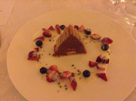 Der Waldhof: Dessert...yum!
