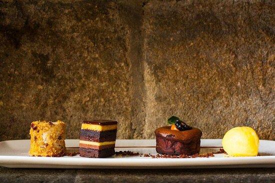 Langley-on-Tyne, UK: Chocoplate Dessert
