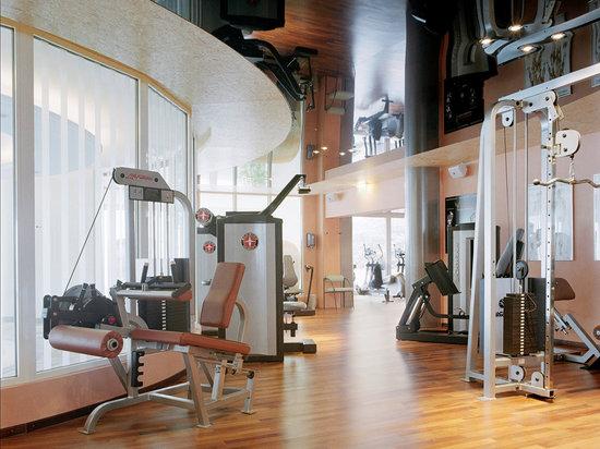 Panorama Resort & Spa: Gym