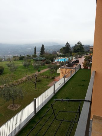 Boffenigo Small & Beautiful Hotel: visuale giardino