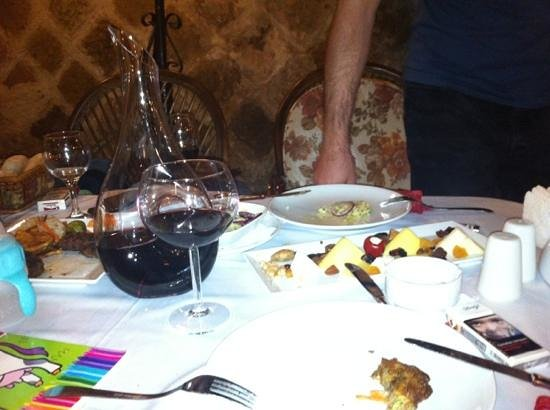 Han Ciragan Restaurant: keyif