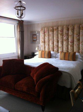 Charlotte Street Hotel: room