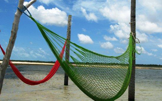 Jericoacoara Beach : Lagoa Paraíso