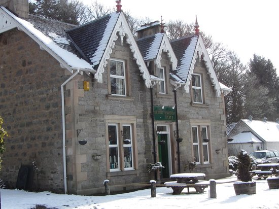 The Strathardle Inn: Strathardle in Winter