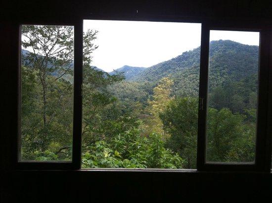 Pousada Terra do Amor: Vista da suite Lila