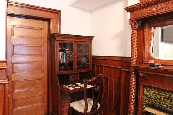 American Guest House : bedroom