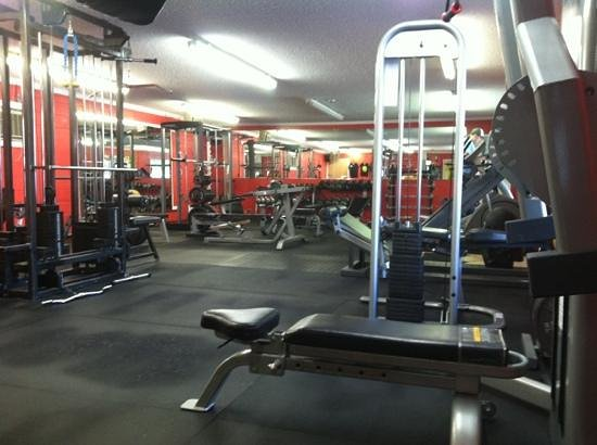 Maggie Valley, NC: fitness weight room