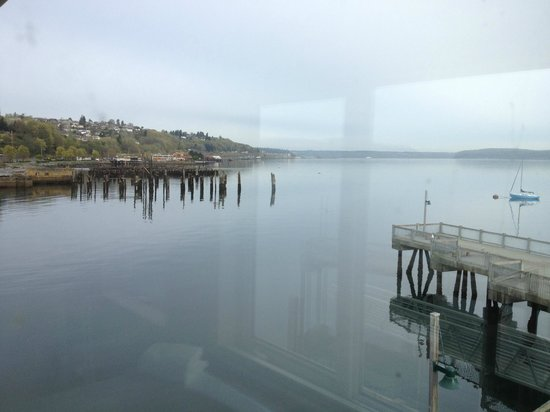 Silver Cloud Inn Tacoma - Waterfront: Waterfront view