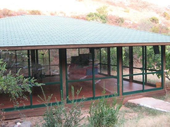 Monte Mariposa: yoga centre