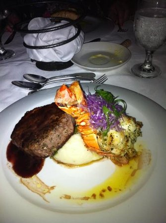 Marguerite's : surf and turf
