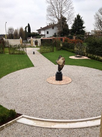 B&B Luxory Verona - Villa Baietta: bella gardens