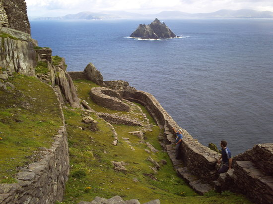 The Skellig Experience : amazing view