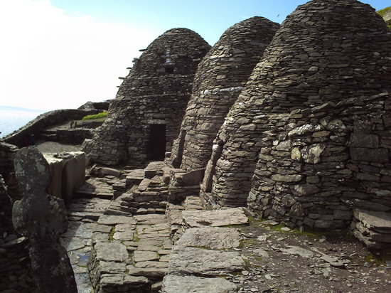 The Skellig Experience : real history