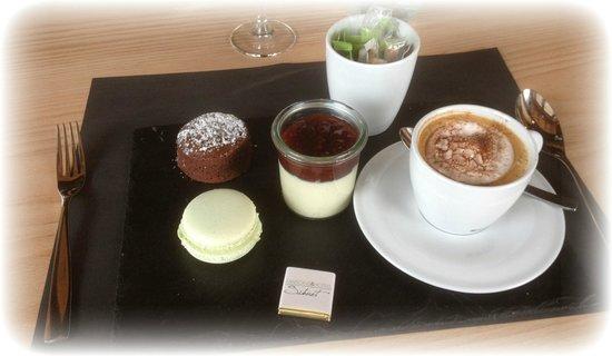 Altapura : Café gourmand au restaurant 2 mille 3