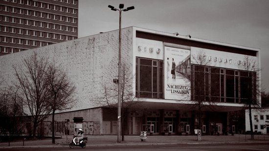 Karl-Marx-Allee: The Cinema on the Allee