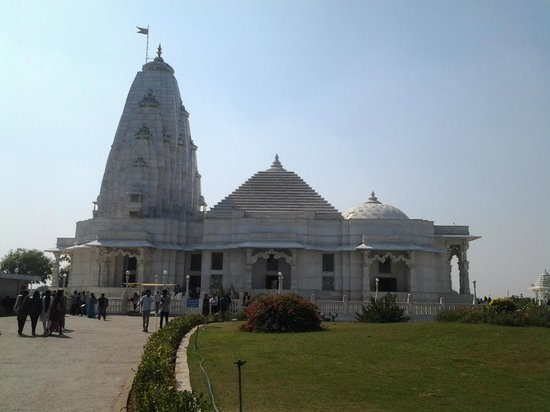 Hotel Mayaa Mansion: Birla Temple