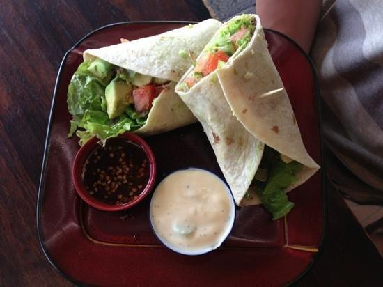 Zion Cafe: yucatan wrap