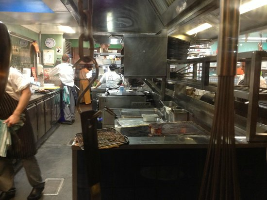 The Kitchen at Donovans