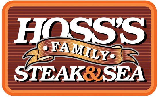 Hoss's Steak & Sea House: Logo
