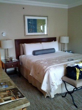 Hotel Crescent Court: Bland