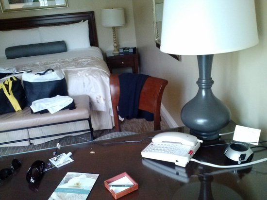 Hotel Crescent Court: .