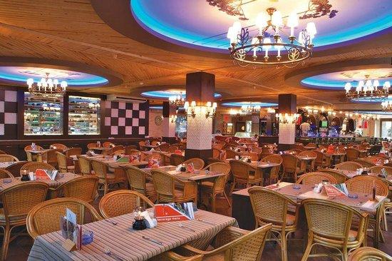 Flower Garden App Hotel: Restaurant