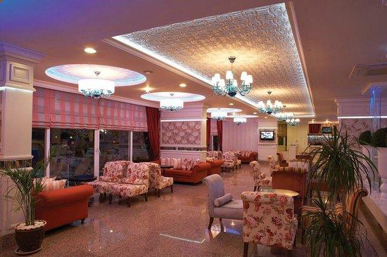 Flower Garden App Hotel: Loby