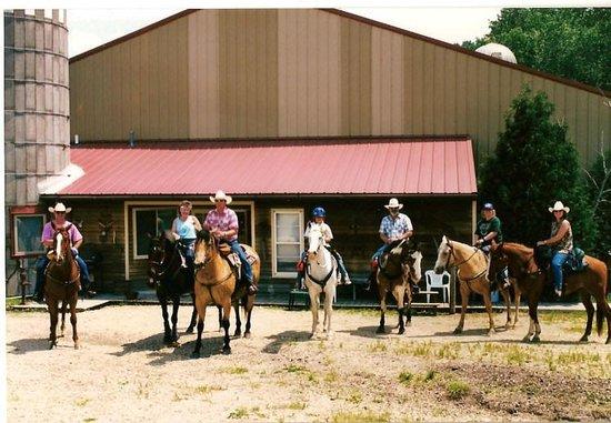 The Bunkhouse - Silver Creek Ranch Foto