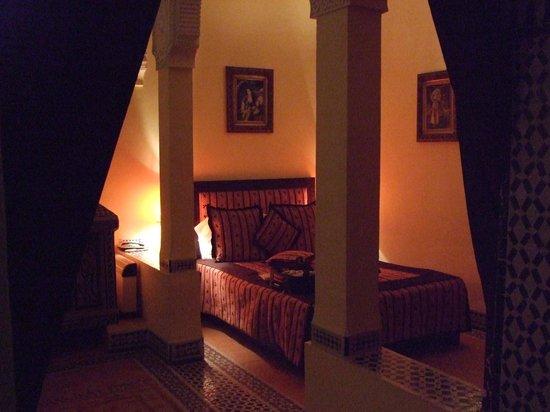 Riad 58 Blu: Gold suite
