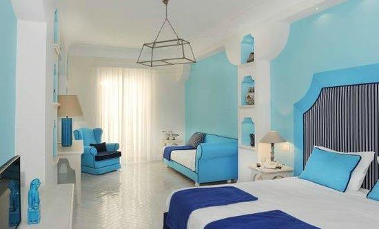 Hotel Tramonto d'Oro: Room