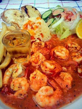 El Jakal seafood