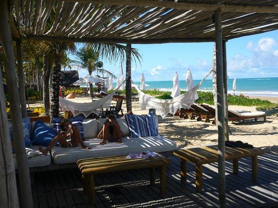 Villas de Trancoso : Playa del hotel