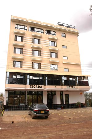 Eldoret, Kenya: Cicada Hotel