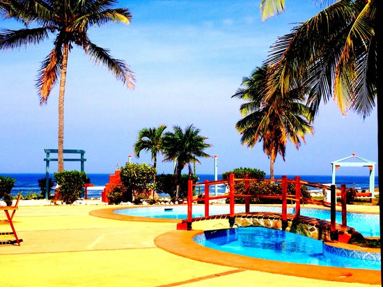 Hotel Iguanazul : Vista del restaurante