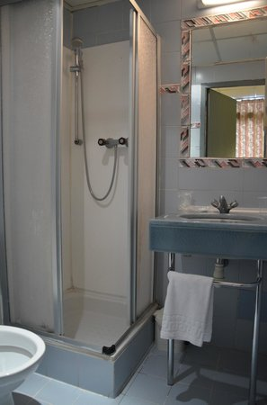 Hotel Plaisance : Bathroom