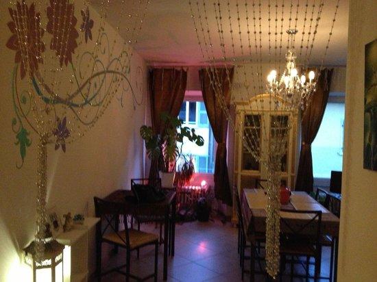 Bed and Breakfast Eden : Salotto