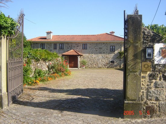 Quinta Dom Jose: front manor house