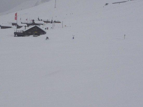 Le Namasté : Namaste in the snow