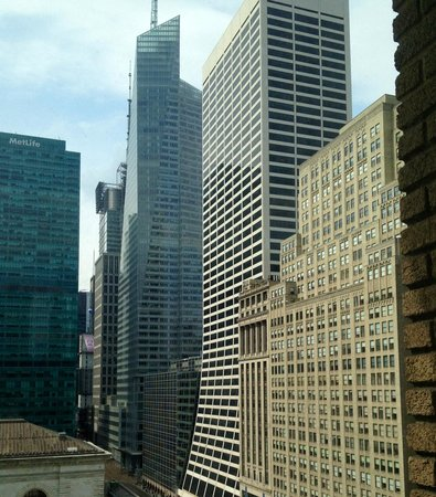 Andaz 5th Avenue: Large Two Bedroom Suite - View