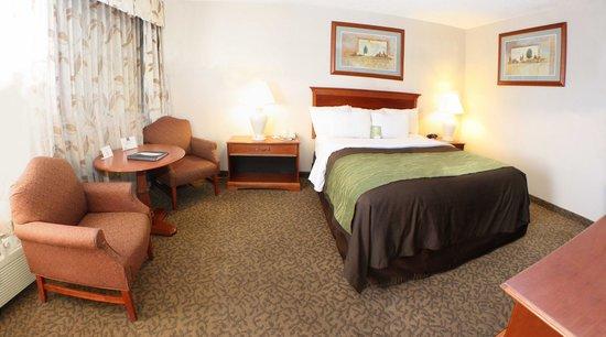 Comfort Inn Buffalo Bill Village: Handicap Accessible Queen Room
