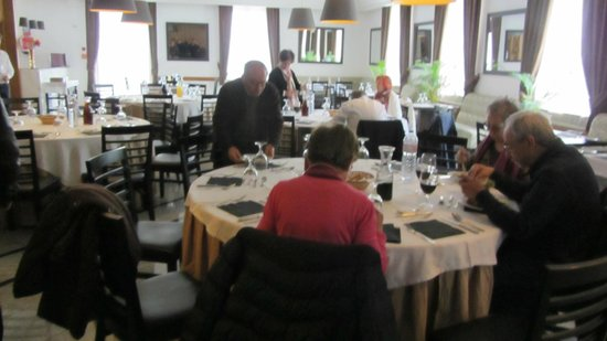 Douro Park Hotel & SPA: Restaurante