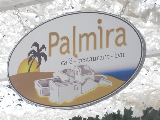 Palmira. What else?