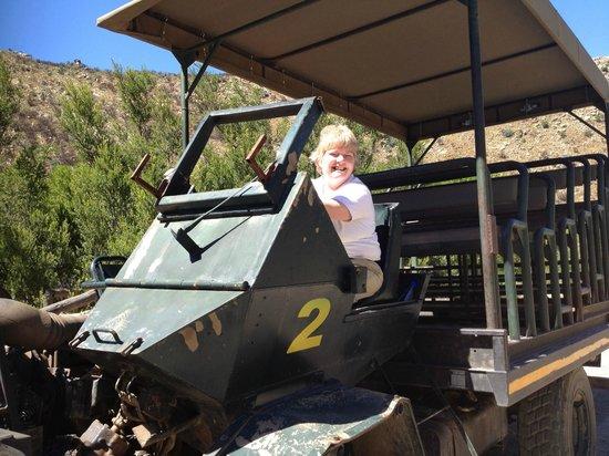 Fairy Glen Private Game Reserve: Transport