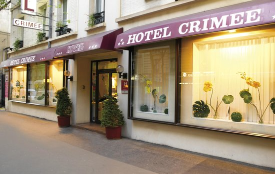 Photo of Hotel Crimee Paris
