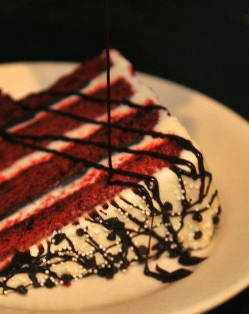 Maggie McFly's: Red Velvet Cake