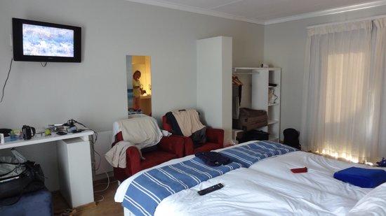 Swakopmund Guesthouse: Schlafzimmer