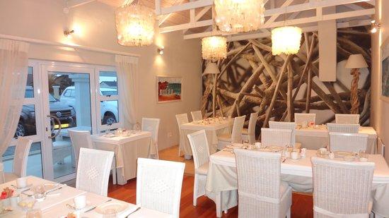 Swakopmund Guesthouse: Speisesaal (Frühstück)