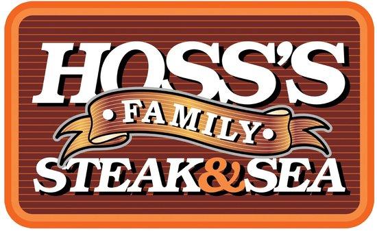Hoss's Steak & Sea House : Our logo