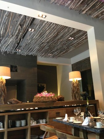 NIZUC Resort and Spa: Breakfast dining